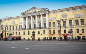 Apartment on pr. Nevsky , 84