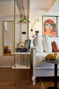 Dvoulůžkový pokoj typu Comfort s manželskou postelí