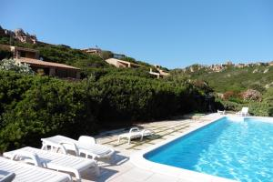 Villa Oliva verde, Villen  Costa Paradiso - big - 15