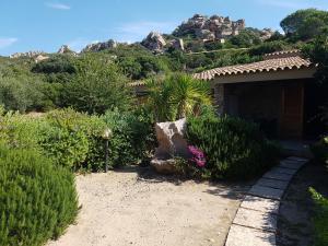 Villa Oliva verde, Villen  Costa Paradiso - big - 89