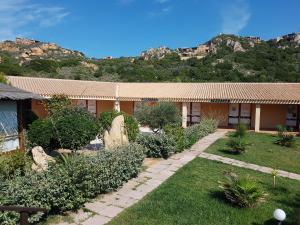 Villa Oliva verde, Villen  Costa Paradiso - big - 96