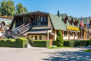 Гостиница Сарайшык