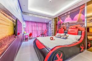Sanya Fenglin Night Theme Hotel