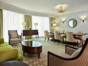 Swissotel Al Maqam Makkah, Hotely  Mekka - big - 34