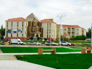Hotel Ark MS, Hotely  Taraz - big - 54