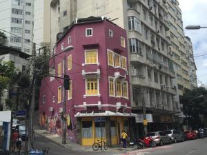Maison De La Plage Copacabana, Penzióny  Rio de Janeiro - big - 1