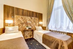 Отель Новая История - фото 27