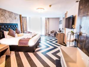 The Grand Hotel, Hotel  Swansea - big - 26