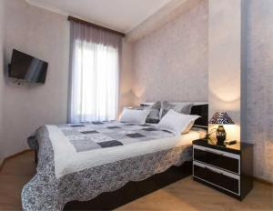 Brand New Apartment with Terrace, Apartments  Tbilisi City - big - 20