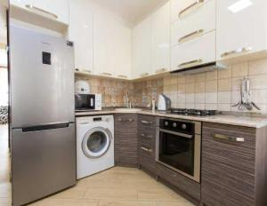 Brand New Apartment with Terrace, Apartments  Tbilisi City - big - 21