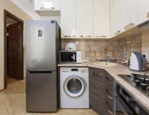 Brand New Apartment with Terrace, Apartments  Tbilisi City - big - 30