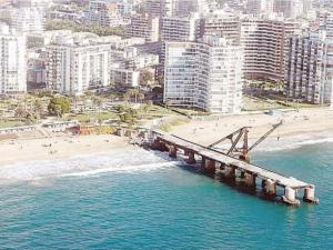 Playa Acapulco, Appartamenti  Viña del Mar - big - 41