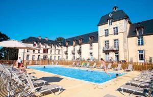 Odalys Residence Prestige Le Chateau de Kergonano