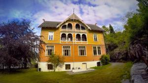 Стрюн - Villa Visnes