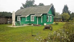 Гостевой дом Дом в русском стиле - фото 2