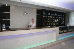 Отель Викей - фото 24