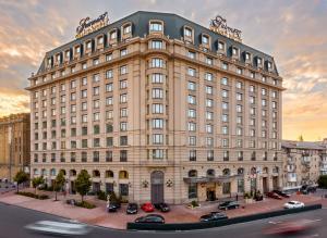 Отель Fairmont Grand Hotel Kyiv - фото 2