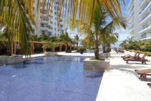 Apartamento de una Habitación En Morros Epic, Appartamenti  Cartagena de Indias - big - 4