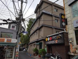 양미모텔 (Yangmi Motel)