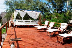 Baia Sonambula, Bed and Breakfasts  Praia do Tofo - big - 58