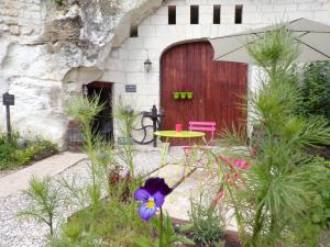 Les Troglos de Beaulieu, B&B (nocľahy s raňajkami)  Loches - big - 33