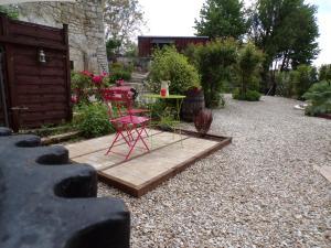 Les Troglos de Beaulieu, Bed and Breakfasts  Loches - big - 35