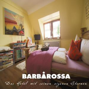 obrázek - Hotel Barbarossa Garni
