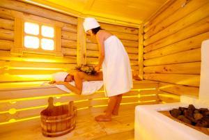 Мини-гостиница Морозовские бани - фото 12
