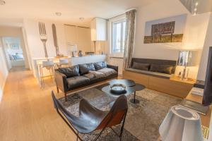 18 Crebillon, Apartmanok  Nantes - big - 1