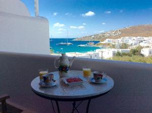 Manos Studios, Ferienwohnungen  Platis Yialos Mykonos - big - 9