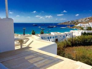 Manos Studios, Ferienwohnungen  Platis Yialos Mykonos - big - 11