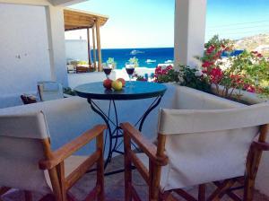 Manos Studios, Ferienwohnungen  Platis Yialos Mykonos - big - 25