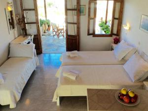 Manos Studios, Ferienwohnungen  Platis Yialos Mykonos - big - 27