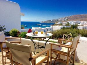 Manos Studios, Ferienwohnungen  Platis Yialos Mykonos - big - 30