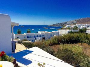 Manos Studios, Ferienwohnungen  Platis Yialos Mykonos - big - 31