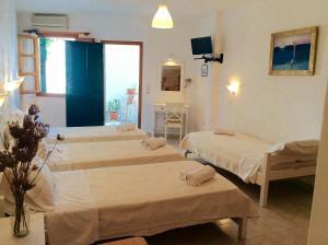 Manos Studios, Ferienwohnungen  Platis Yialos Mykonos - big - 34