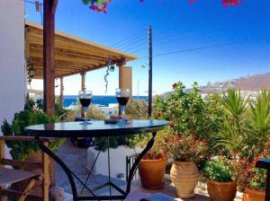 Manos Studios, Ferienwohnungen  Platis Yialos Mykonos - big - 36