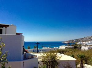 Manos Studios, Ferienwohnungen  Platis Yialos Mykonos - big - 54