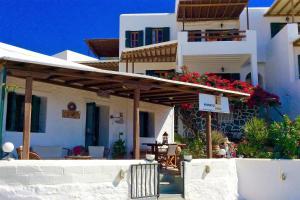 Manos Studios, Ferienwohnungen  Platis Yialos Mykonos - big - 69