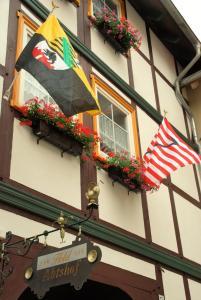 Hotel Abtshof, Penzióny  Halberstadt - big - 36