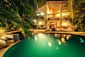 Hotel Atrapasueños, Отели  Santa Teresa Beach - big - 1
