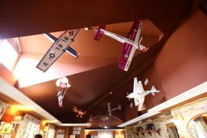 Отель Авиатор - фото 4