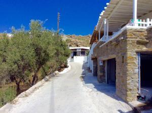 Manos Studios, Ferienwohnungen  Platis Yialos Mykonos - big - 52