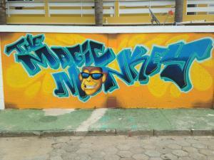 obrázek - The Magic Monkey Hostel