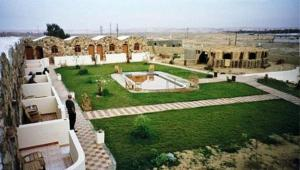 Sandrose Baharia Hotel
