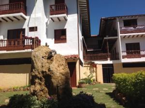 Casona El Retiro Barichara, Appartamenti  Barichara - big - 68