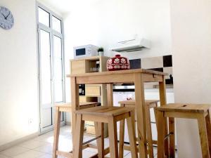 Le Capri, Appartamenti  Montpellier - big - 6