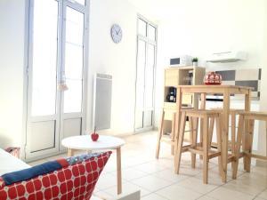 Le Capri, Appartamenti  Montpellier - big - 12