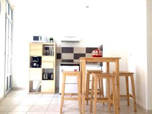 Le Capri, Appartamenti  Montpellier - big - 10