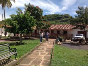 Casona El Retiro Barichara, Appartamenti  Barichara - big - 72